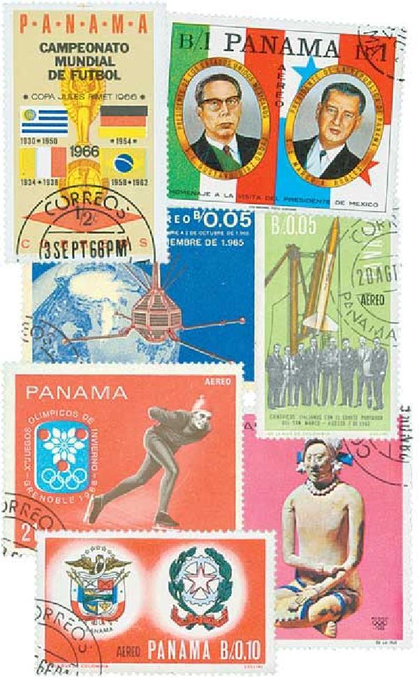Panama, 100v