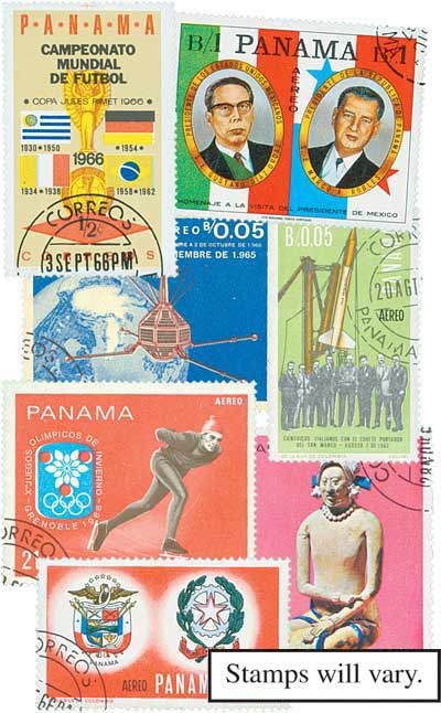 Panama, 500v