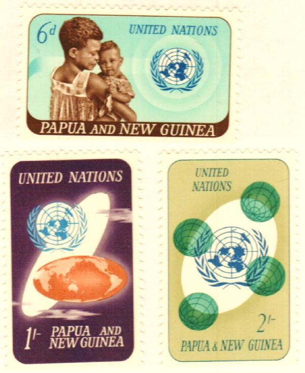 1965 Papua New Guinea
