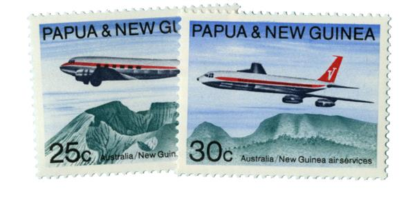 1970 Papua New Guinea