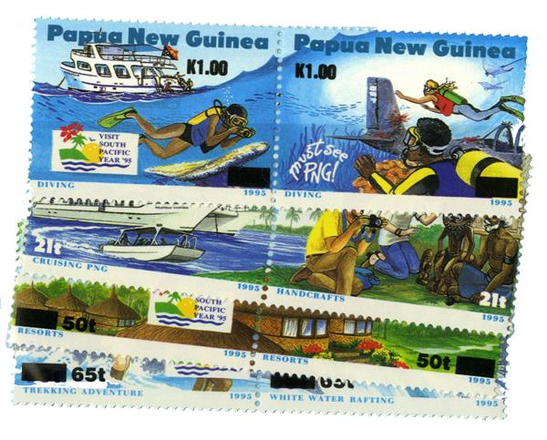 1995 Papua New Guinea