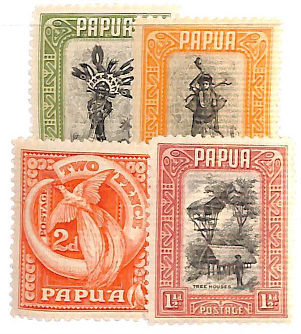 1932 Papua New Guinea