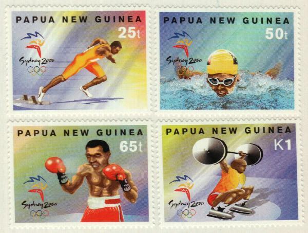 2000 Papua New Guinea