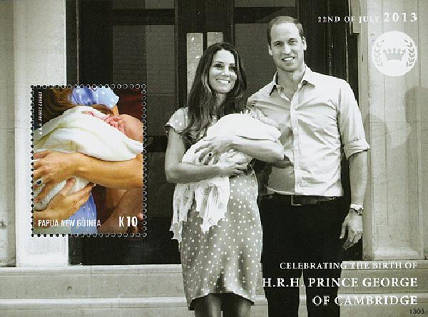 2013 10K Close up of Prince George
