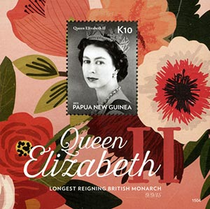 2015 Longest Reigning British Monarch ss