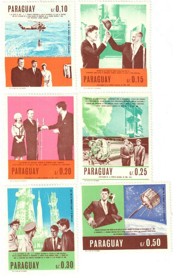 1967 Paraguay