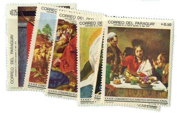 1968 Paraguay