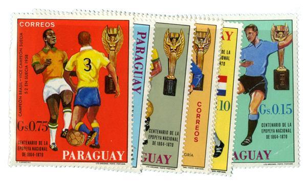 1969 Paraguay