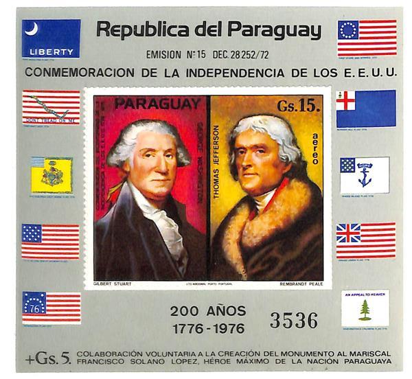1975 Paraguay