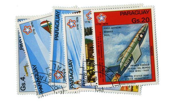 1976 Paraguay