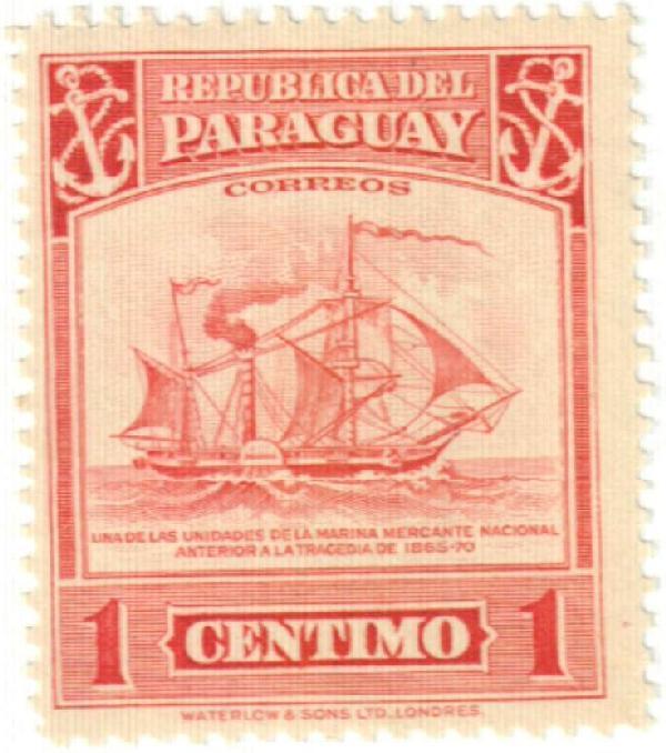1946 Paraguay