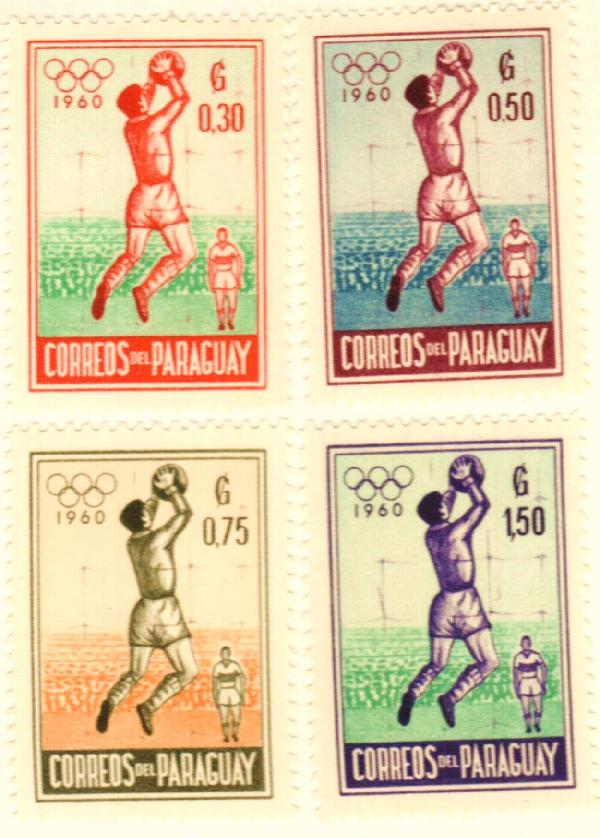 1960 Paraguay