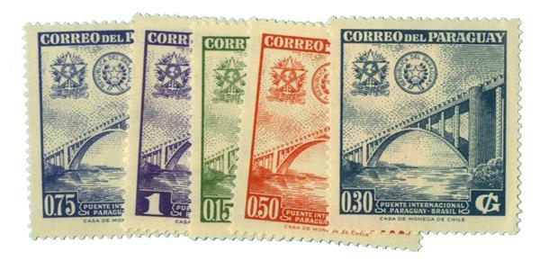 1961 Paraguay
