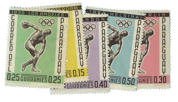 1962 Paraguay