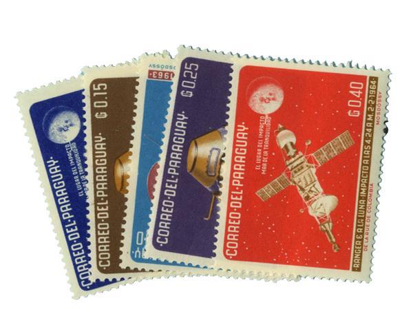 1964 Paraguay