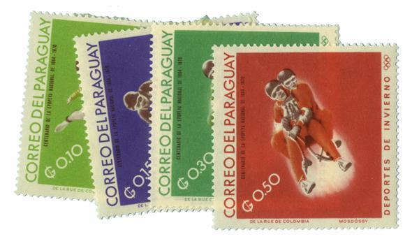 1966 Paraguay