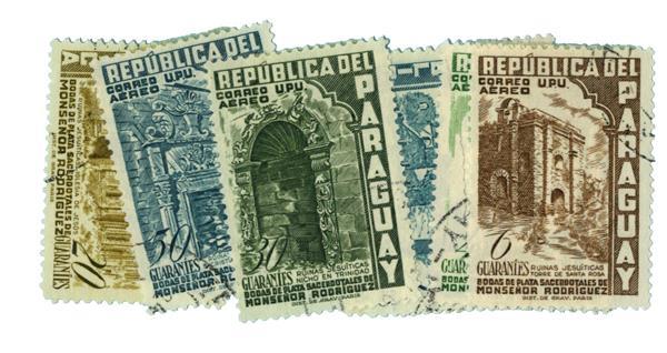 1955 Paraguay