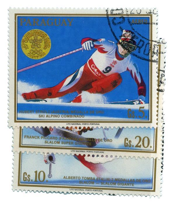 1988 Paraguay