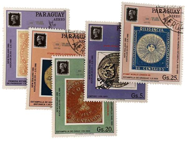 1989 Paraguay