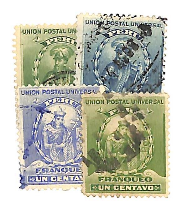 1896-1900 Peru