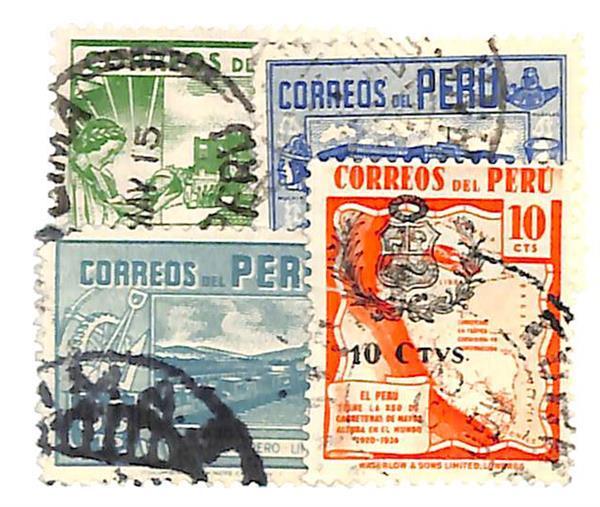 1943-45 Peru