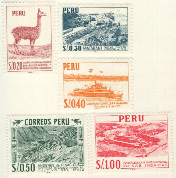 1966 Peru