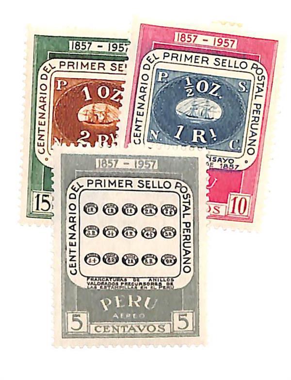 1957 Peru