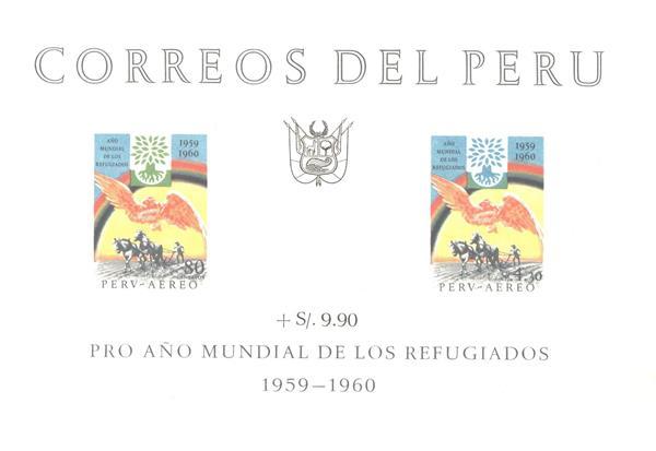 1960 Peru