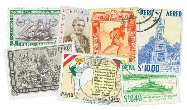 Peru, 100v