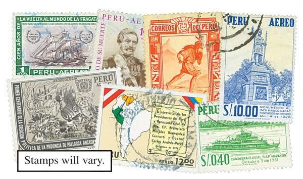 Peru, 800v