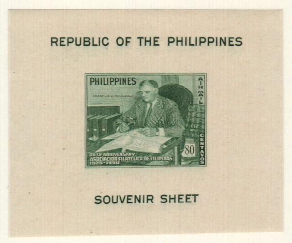 1950 Philippines