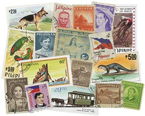 Philippines set of 100
