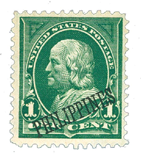 U.S. #PH212 – U.S. stamp overprinted for use in the Philippines.