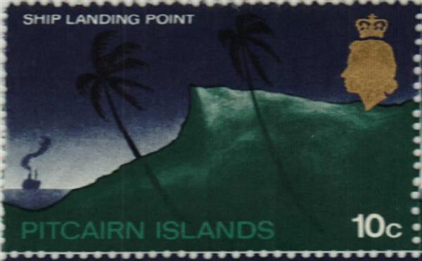 1969 Pitcairn Islands