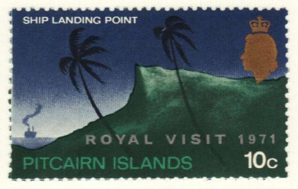 1971 Pitcairn Islands