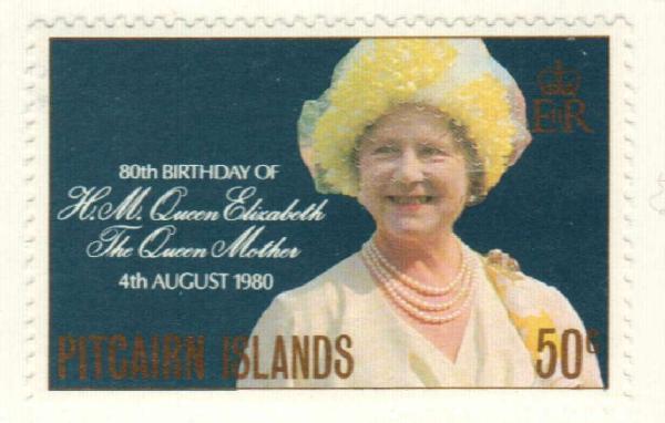 1980 Pitcairn Islands