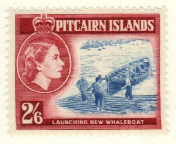 1957 Pitcairn Islands