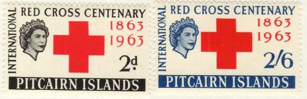 1963 Pitcairn Islands