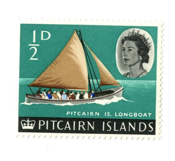 1964 Pitcairn Islands