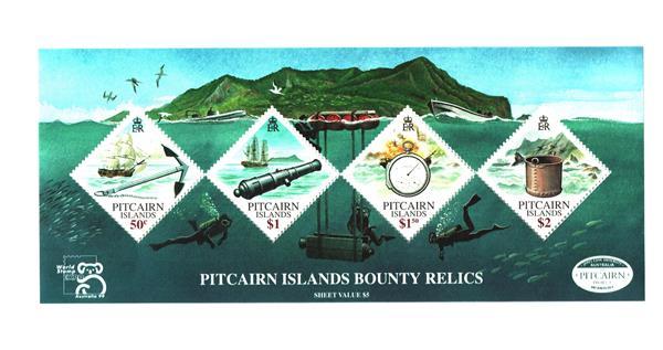 1999 Pitcairn Islands