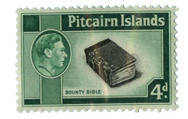 1951 Pitcairn Islands