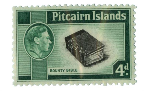 1940 Pitcairn Islands