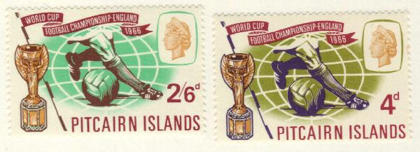 1966 Pitcairn Islands