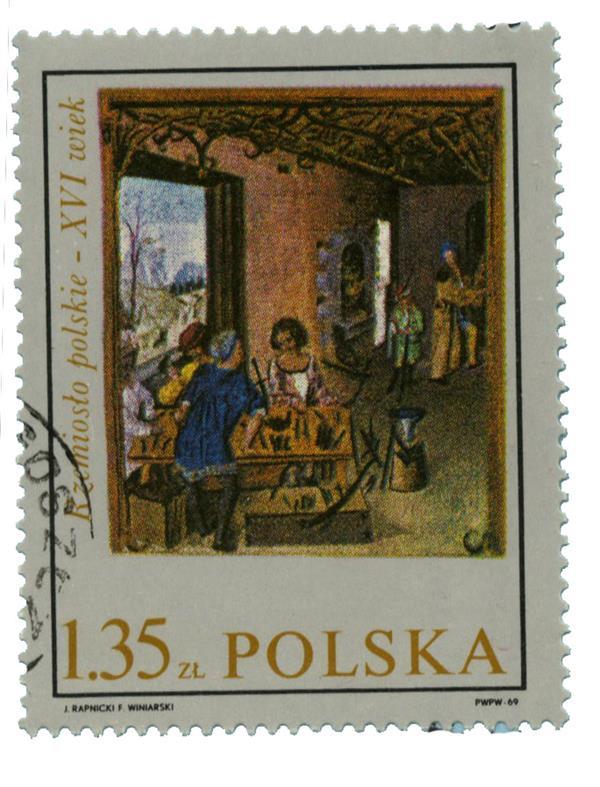 1969 Poland