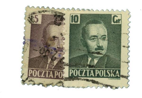 1950 Poland