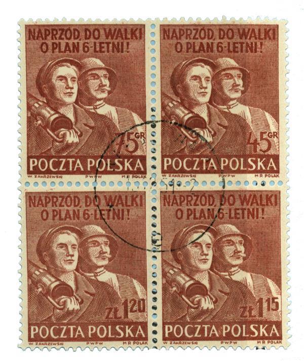 1951 Poland