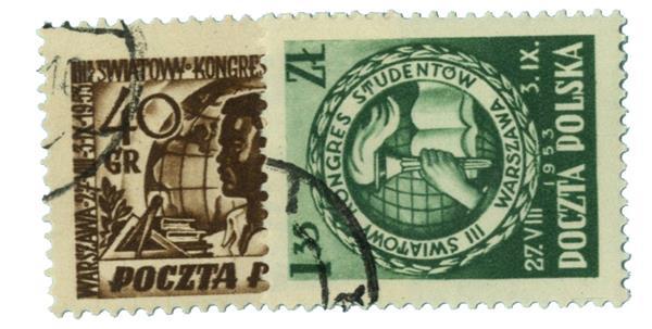 1953 Poland