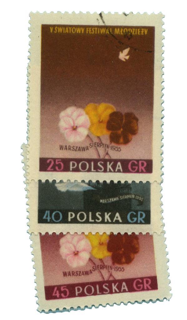 1955 Poland