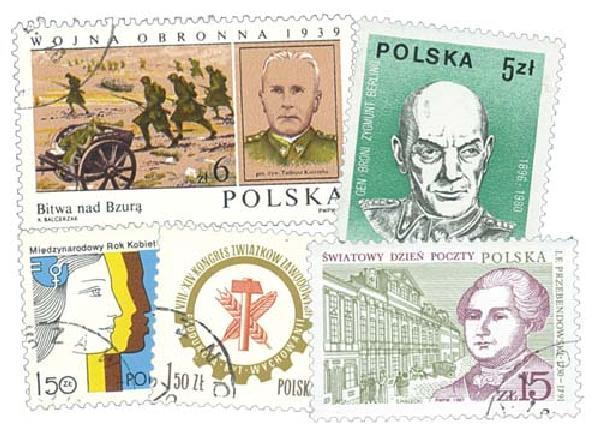 Poland, 300v