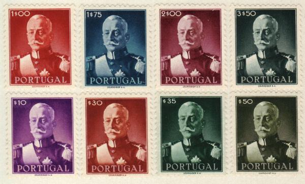 1945 Portugal